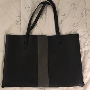 "Vince Camuno ""Luck"" vegan leather tote"